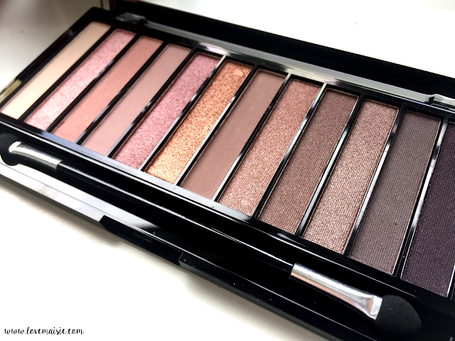 Redemption palette Iconic 3 | Makeup Revolution | Review AND Giveaway | Love, Maisie
