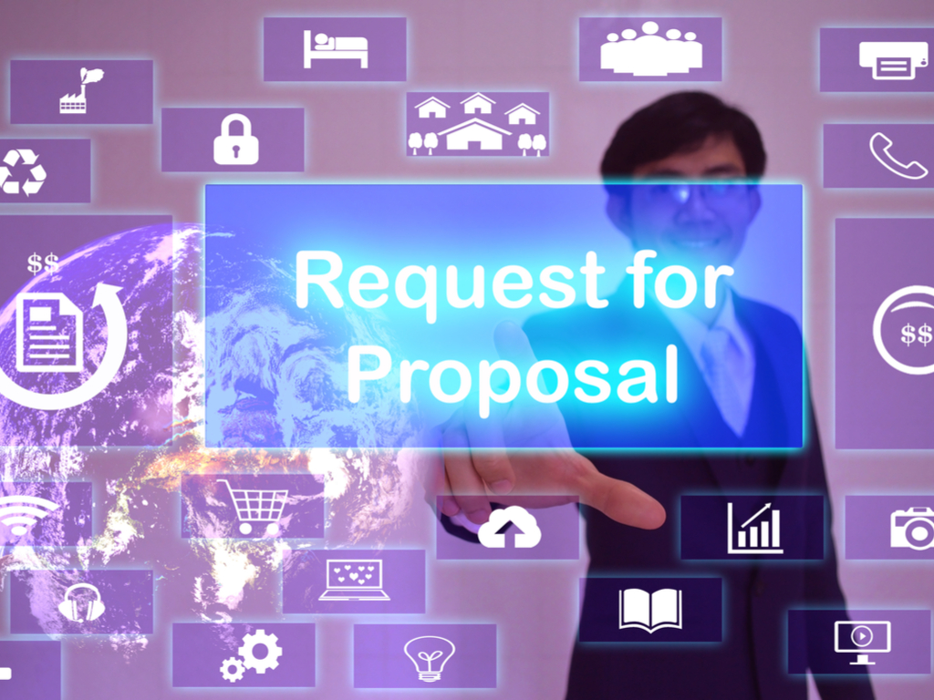 request for proposal template free rfp template free project