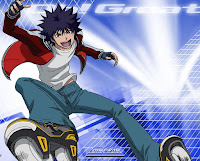 Air Gear Episode Lengkap - Subtitle Indonesia