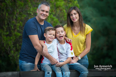 barcelona family shoot