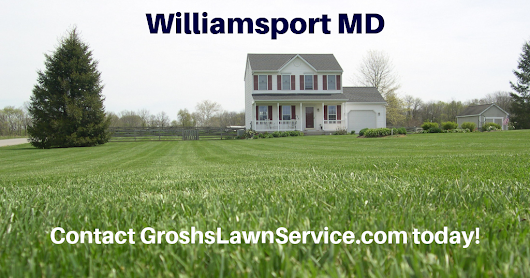 Lawn Mowing Service Williamsport MD Washington County Maryland