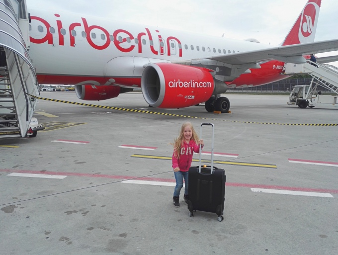 Matkablogi Lähinnä Kauempana - matkakokemuksia pienten lasten kanssa