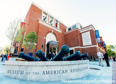 The Museum of the American Revolution in Philadelphia