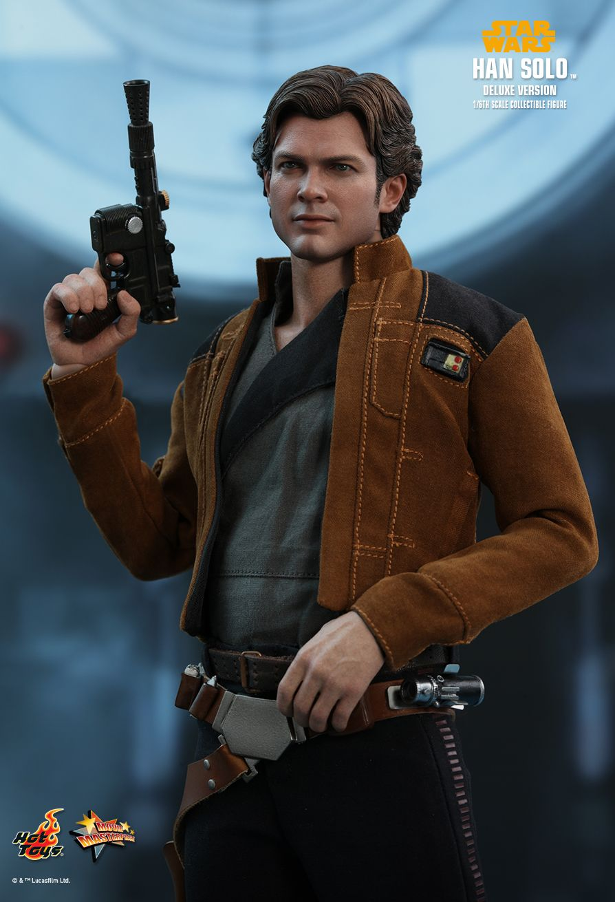 SOLO: A STAR WARS STORY - HAN SOLO (REGULAR & DX VERSIONS) 6
