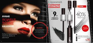 Oriflame Beauty 2FX ripsmetušš