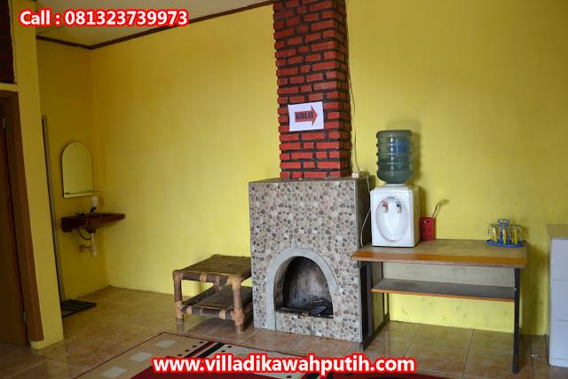 Villa Kawah Putih Bandung