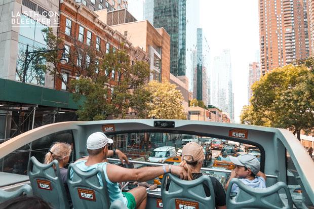 New York Pass Tarjeta turistica nueva york big bus