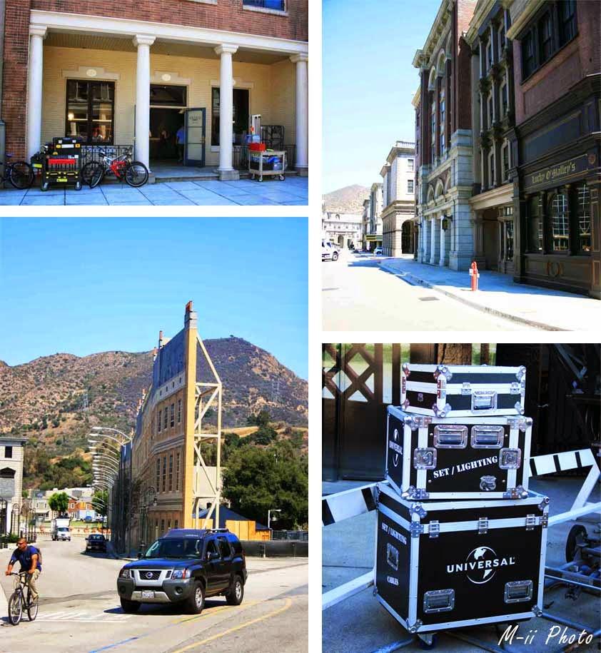 Décors Universal Studios Hollywood