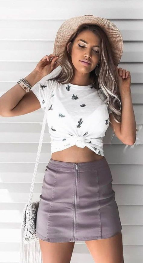 60 Pretty Casual Summer Fashion Outfits