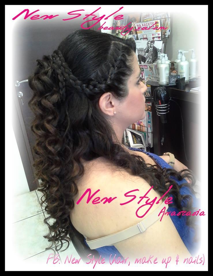 Great hairstyles by Anastasia Mouratidou, New Style Salon ...