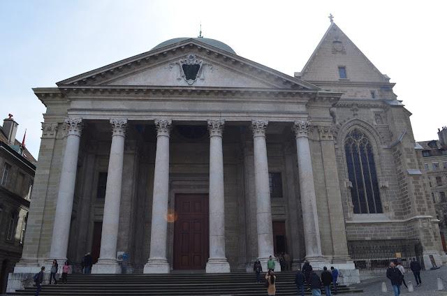 Catedral de São Pedro de Genebra