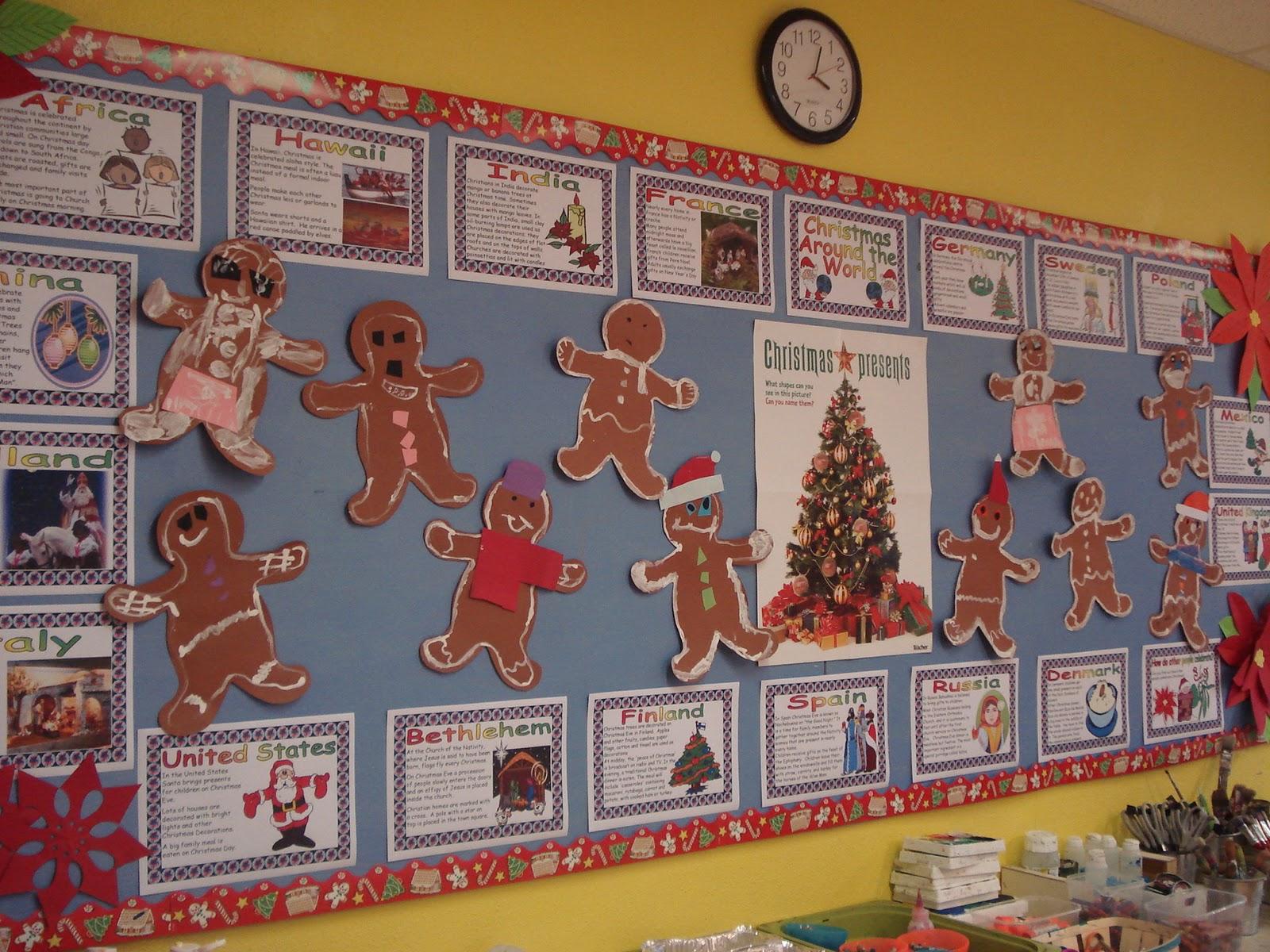 A Faithful Attempt Kindergarten Gingerbread Men