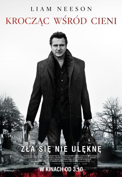 Krocząc wśród cieni plakat film
