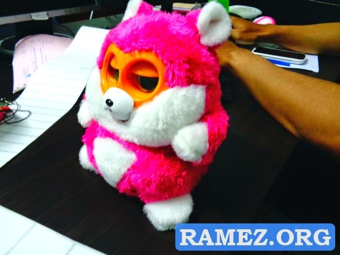 Boneka Hibou Boneka Yang Bisa Meniru Suara Manusia