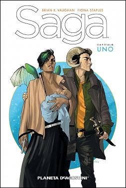 Críticas de cómics: Saga, un cómic por el que merece la pena vivir.
