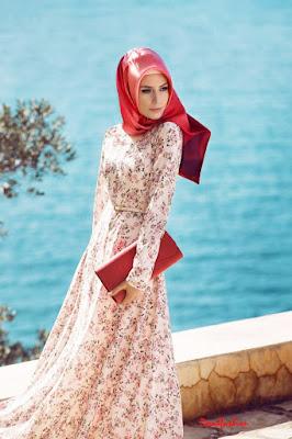 dress musim semi