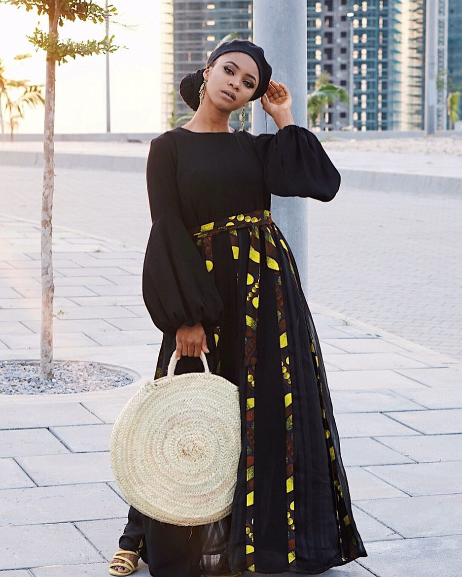 20 ways to style the beret trend bloggers edition - princess audu
