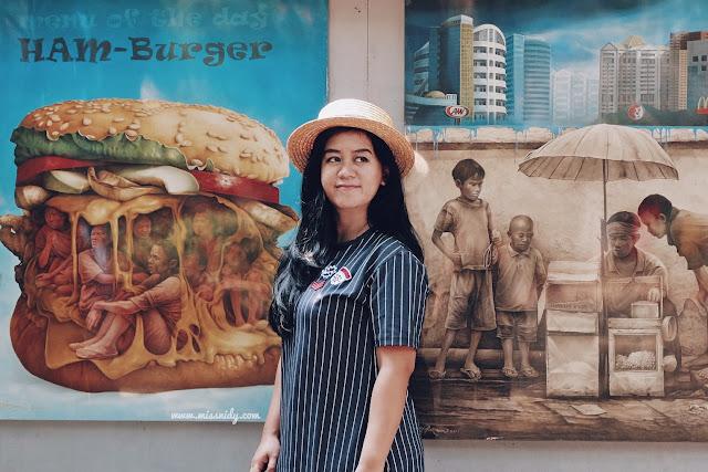 foto-foto di pasar seni ancol