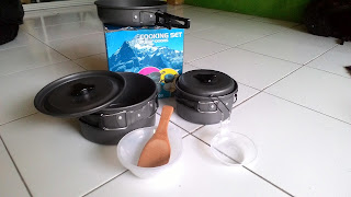 Jual Cooking Set Outdoor DS-301
