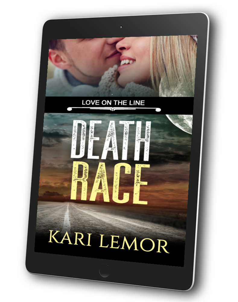 KARI LEMOR: Romance with a Splash of Danger