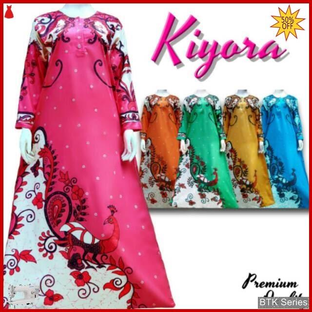 BTK060 Baju Longdress Kiyara Modis Murah BMGShop