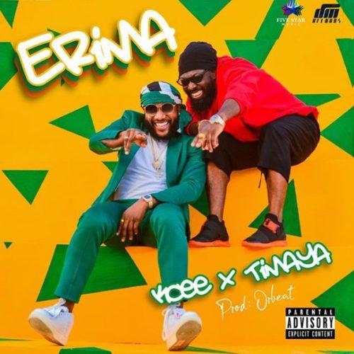"""[LG Music] Kcee – """"Erima"""" ft. Timaya"""