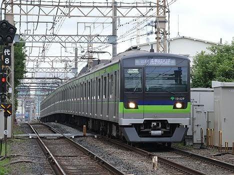 都営車両による「京王八王子」乗り入れは廃止!520F~540F