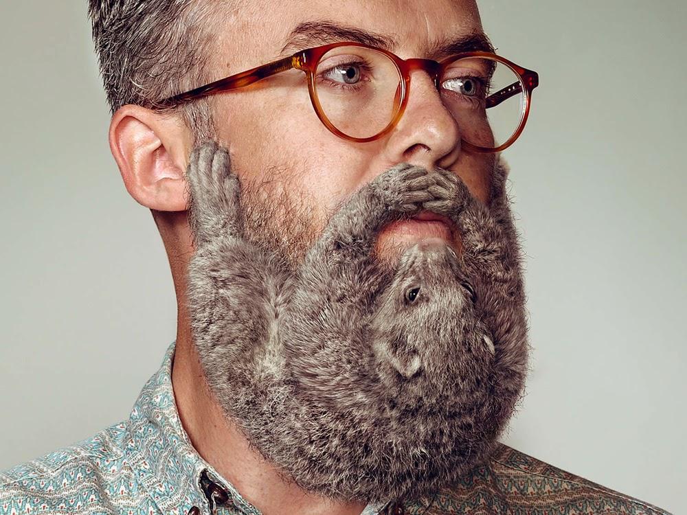 Anti-beard campaign