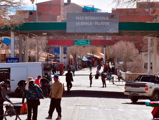 Analizarán situación actual en frontera con Argentina