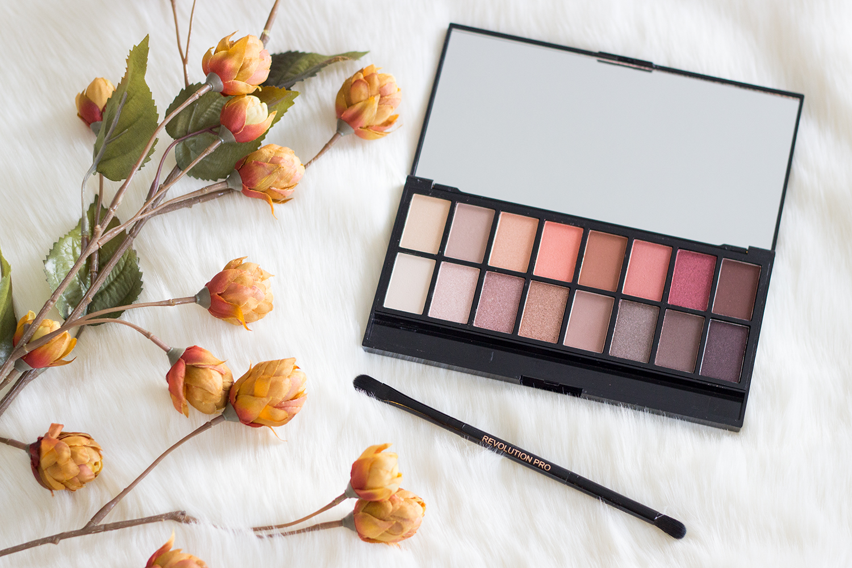 Makeup Revolution New-Trals vs. Neutrals Palette