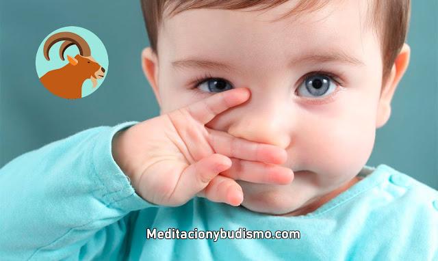 Todo sobre los bebés CAPRICORNIO