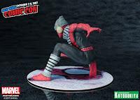 """New York Comic-Con 2017 Exclusive Spider-Man in Winter Gear de """"ARTFX+ Statue"""" - Kotobukiya"""