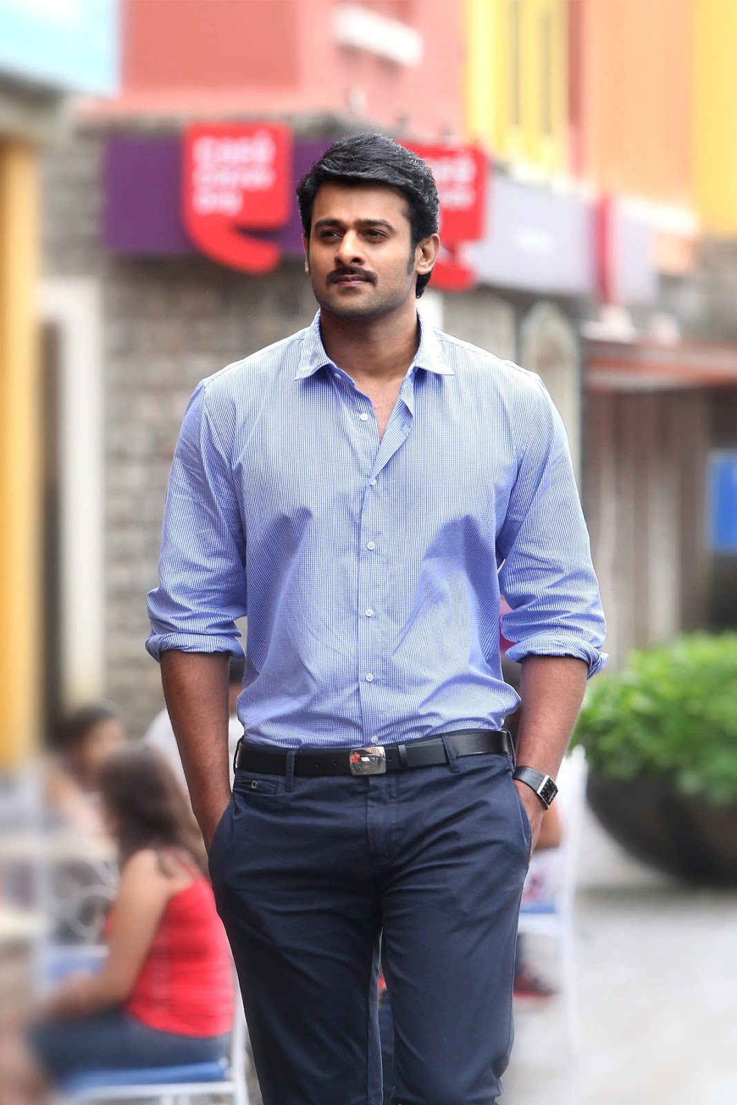 "prabhas ""ek niranjan"" is released in bollywood 