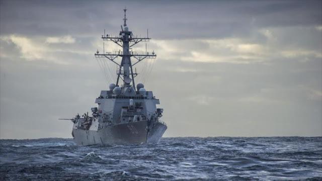 EEUU crea una alianza contra la influencia de Rusia, Irán y China