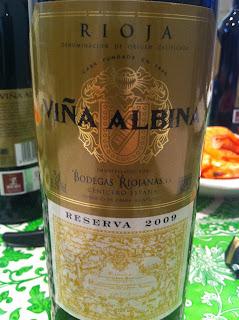 viña-albina-reserva-2009-rioja-tinto