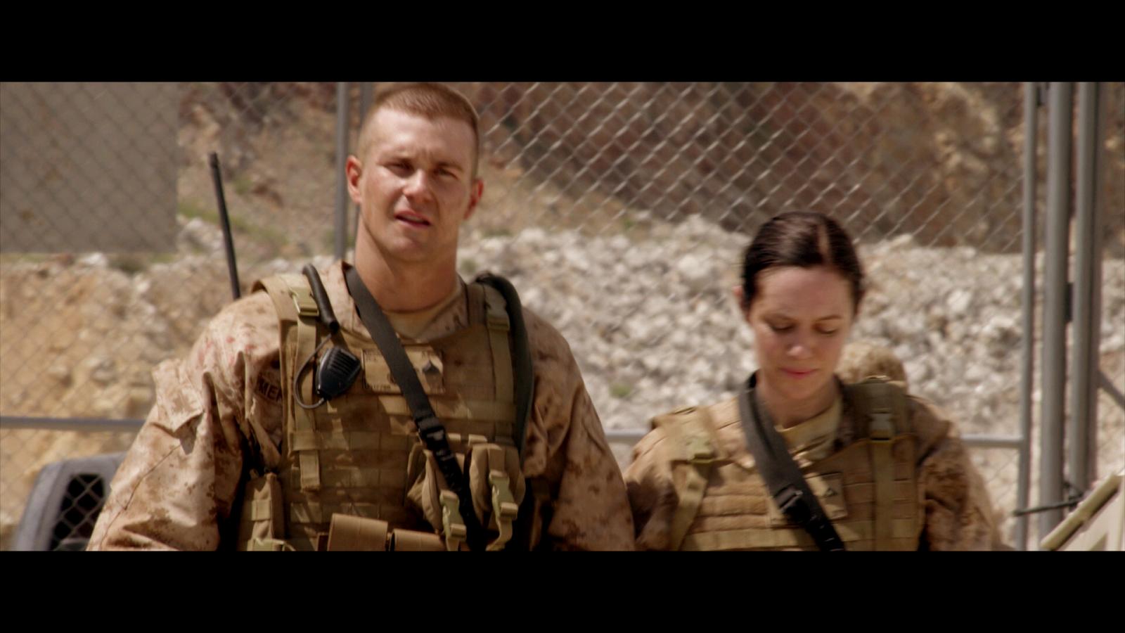 Soldado Anonimo 2 Terreno Peligroso (2014) 1080p BD25 3