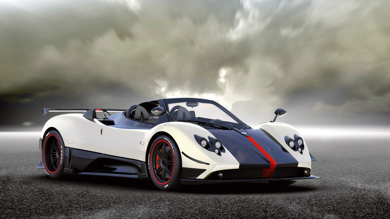 2012 pagani zonda cinque roadster. Black Bedroom Furniture Sets. Home Design Ideas
