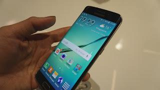 ma test Samsung S6 EDGE nhan biet hang chinh hang