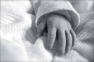 Baby Hand, by clem_0704 on Pixabay