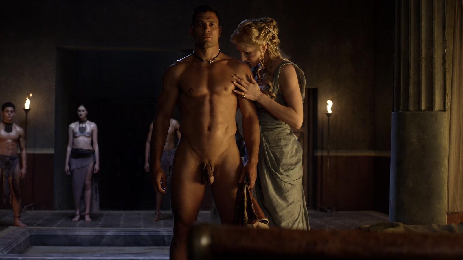 Nude tv scenes with men
