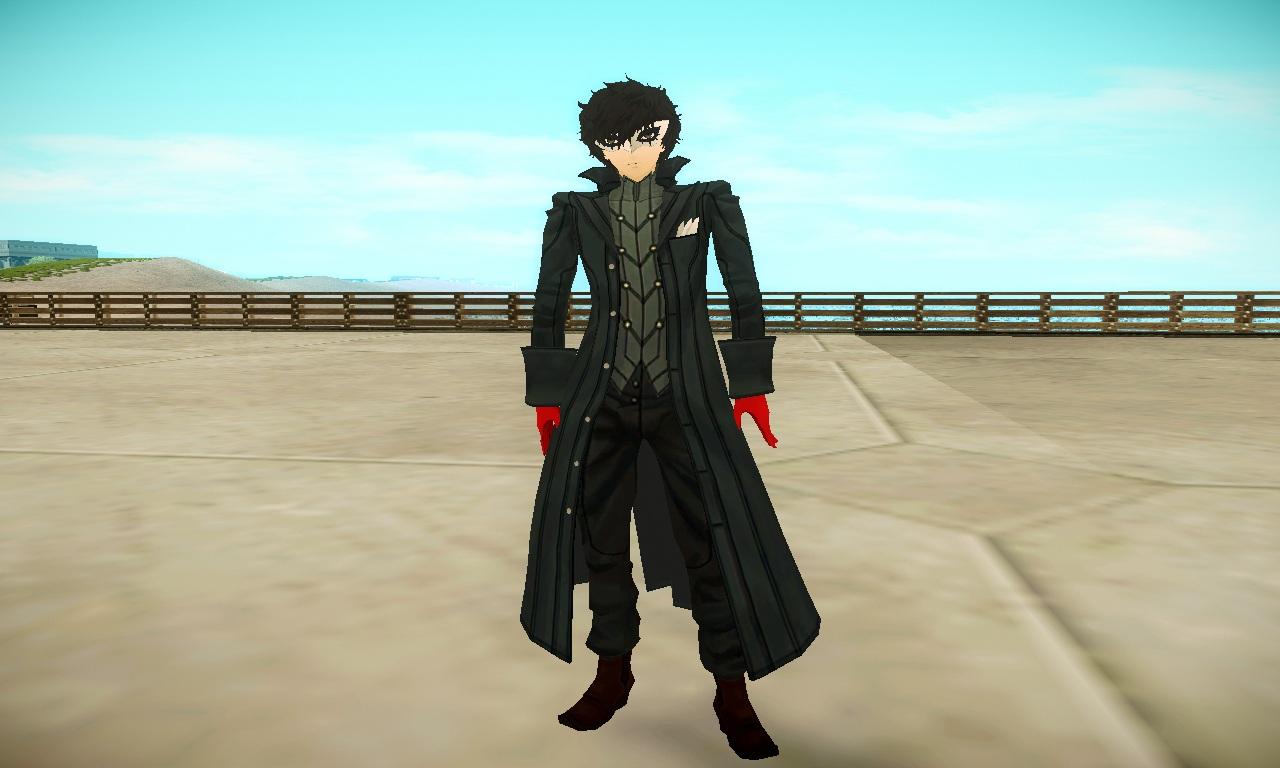 Joker(MC) - Persona 5