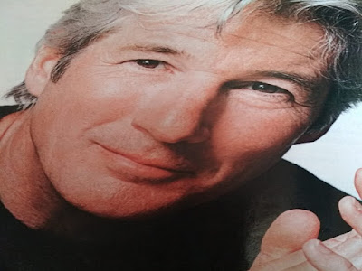 Gambar Richard Gere Dan Sisi Hati Aktor Hollywood Favorit