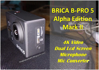 Review: BRICA B-PRO 5 Alpha Edition Mark II