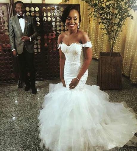 Ebuka Obi - Uchendu married Cynthia Obianodo