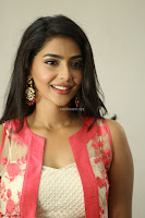 Aishwarya Lekshmi looks stunning in sleeveless deep neck gown with transparent Ethnic jacket ~  Exclusive Celebrities Galleries 037.JPG