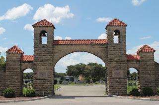 Cementerio en Oneco