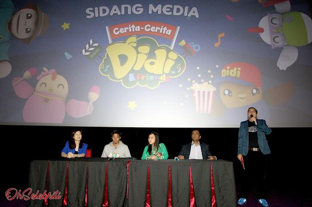 Cerita-cerita Didi & Friends