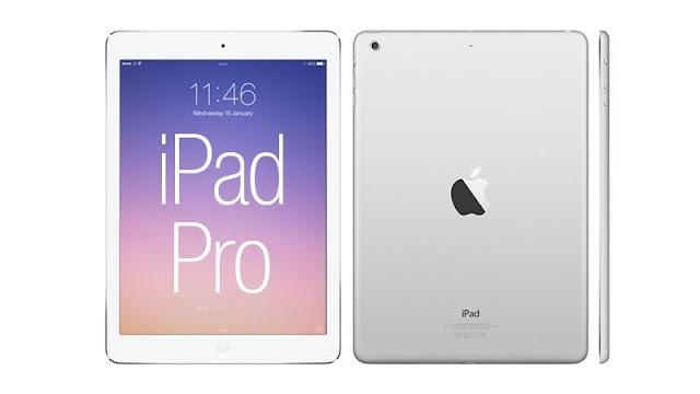 Apple pode lançar iPad Pro nas lojas na primeira semana de novembro