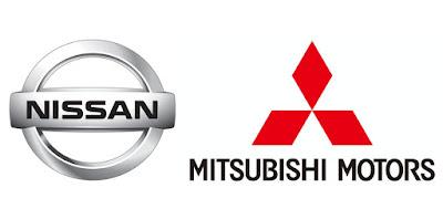 Nissan e Mitsubishi