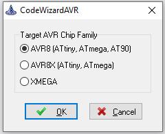 LCD 16x2 Pada ATmega 328p Menggunakan CVAVR